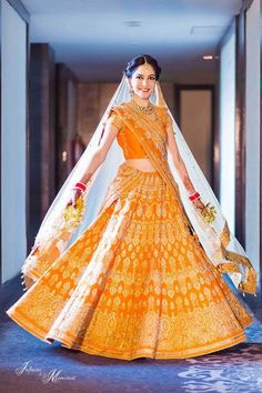 www.vagabomb.com amp 20-Gorgeous-Brides-Who-Dared-to-Ditch-the-Traditional-Red-Wedding-Lehenga