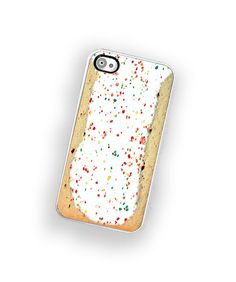 iPhone Case Toaster Pastry iPhone Hard Case / Fits Iphone 4, 4S Breakfast Treat. $18.00, via Etsy.