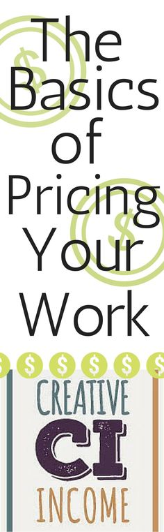 Learn how to price your handmade goods!