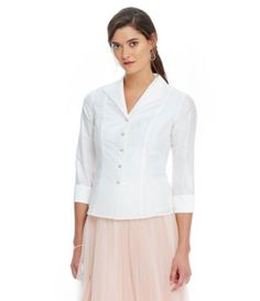 Shop for Adrianna Papell French Cuff Taffeta Blouse at Dillards.com. Visit Dillards.com to find clothing, accessories, shoes, cosmetics & more. The Style of Your Life.
