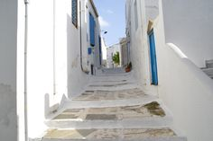Pyrgos - Tinos Tinos Greece, Places Ive Been, Dreams, Spaces, Blue, Travel, Viajes, Trips, Traveling