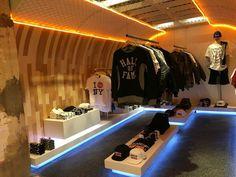 Hall of Fame Pop-up Shop