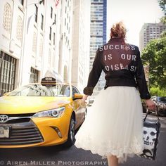 Looking forward to warm weather in 2017! NYC. Tutus & Taxis: #photographer Airen Miller @airenmiller #designer #daviddalrymple #tutu #leatherjacket by #suzannemallouk #successisourdisease for #patriciafield #houseoffield #taxi #cab #yellowcab #checkercab #hatbox #punkrock @suzannemallouk @daviddalrympleinc @patricia_field #stylist @officialstylechic #makeupartist @thatgirlstylist @amberlw91 #mohawkbraids #sunflare #follow #nyc#212 #punkrockgirl #model @jessiemonthei #fashionaddict…