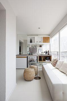 Moderno, compacto, bonito e funcional - La Marcon