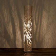 Buy John Lewis Devon Floor Lamp, Taupe Online at johnlewis.com