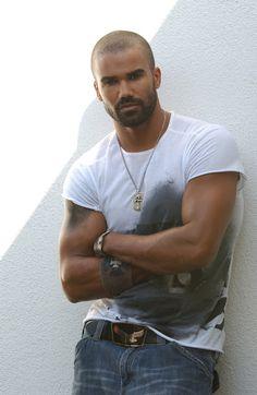 Hot ....  Shemar Moore