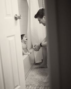 I'll defo chat to my kids in the bath whilst having a poo