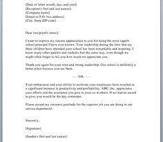 letter gratitude sample best recognition and volunteer - Volunteer Appreciation Letter Sample