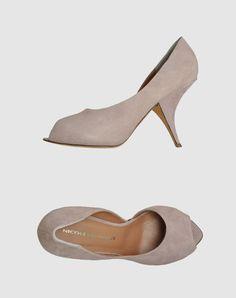 the heels! :)