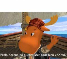 Read 28 from the story Vendidas y memes de los Backyardigans. fotos, discoverykids, m. Best Memes, Dankest Memes, What Is Digital, Spanish Memes, Cartoon Memes, Relationship Memes, Meme Faces, Reaction Pictures, Funny Images