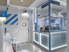Norte Sur restaurant by In Out Studio, Madrid – Spain » Retail Design Blog