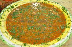 Erişteli Yeşil Mercimek Çorbası | Oktay Usta [ Resmi Web Sitesi ]