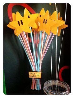 Super Mario Bros Birthday Party Ideas | Photo 15 of 30 | Catch My Party