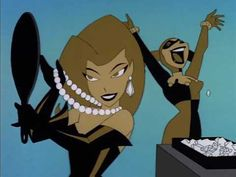 Poison Ivy And Harley Quinn Loves Shopping. Aesthetic Movies, Bad Girl Aesthetic, Aesthetic Images, Aesthetic Anime, Aesthetic Videos, Cartoon Quotes, Cartoon Icons, Cartoon Art, Cute Cartoon