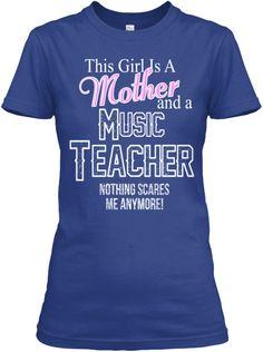 ***LIMITED EDITION MUSIC TEACHER*** | Teespring