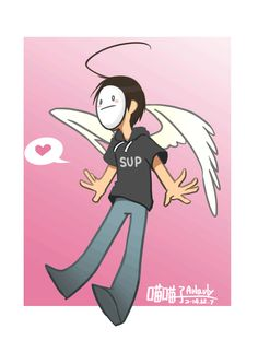 Winged!Cry GIF by aulauly7 http://aulauly7.deviantart.com/art/Winged-Cry-GIF-498833847
