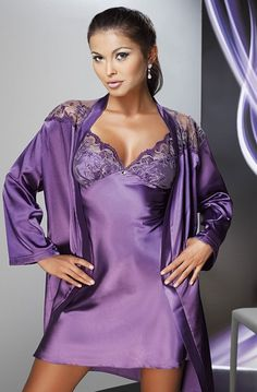 Irall Berenice Nightdress & Dressing Gown...I definitely want this for my sleep wear
