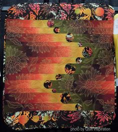 ❤ =^..^= ❤   Quilt Inspiration: Desert Adventure: Quilt Arizona ! | At Sunset by Alicia Sterna