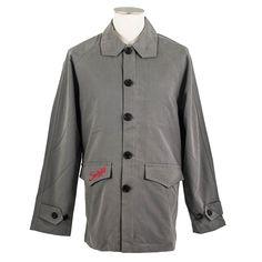 Silverston Grey Jacket - Suixtil