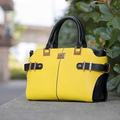 """aa6c2c66260 Bessie London on Instagram: """"Sunflower colour hand bag is certainly the  best bag for a lovely sunny Sunday! Have fun sunchine 😘"""""""