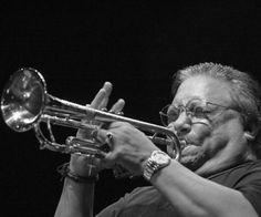 Famous Trumpet Player Arturo Sandoval