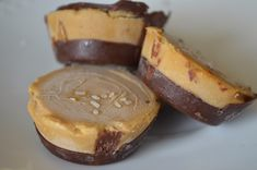 Keto Salted Caramel Cups | Mouthwatering Motivation