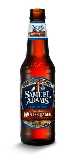 Samuel Adams Winter Lager (Sometimes The Simplest Beers Are The Best)