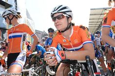 Last year's winner, Marianne Vos, who has never finished lower than in the RR Marianne Vos, Road Cycling, World Championship, Punk, Woman, Style, Fashion, Swag, Moda