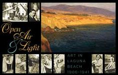 The UCI Libraries new exhibit, Open Air & Light: Art in Laguna Beach, 1906-1941, is on display in the Langson Library Muriel Ansley Reynolds Gallery through April 2014.