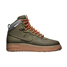 fc8a726f22b42 Nike Air Force 1 Duckboot Men s Shoe. Nike Store Sneaker Boots