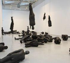 "Archivée : Antony GORMLEY ""Critical Mass II"", 1995"