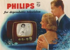 PHILIPS -- Television