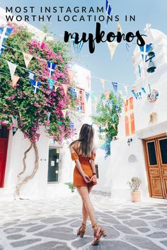 17 Instagram-worthy locations in Mykonos, Greece | A photographic guide to the island