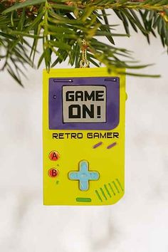 Gameboy Ornament!