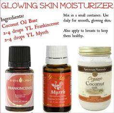 Young Living Essential Oils: Moisturizer