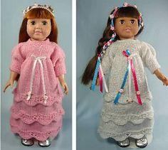 Ravelry: Renaissance Princess Dress pattern by Frugal Knitting Haus