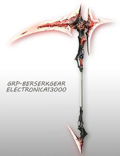 Julian's scythe