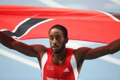 """Jehue Gordon gives Trinidad and Tobago gold. Gordon, after the victory, called on T & T athletes to believe in their home programmes. Gordon said """"if we believe in ourselves, believe in T & T, that sense of pride, that sense of unity"""" anything is possible. """"I want to show Trinbagonians that we can do it from home and we don't need to go outside to be successful,"""" Congratulations Jehue!"""