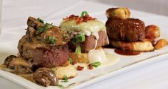 Not a big fan of chain restaurants but this S & W is excellent. Filet with Gorgonzola yum!  Truffle Mac & cheese yum!  Their house Cabernet is the perfect match.     Miami Beach Best Fine Dining Steakhouse   Smith & Wollensky