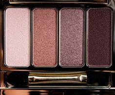 Clarins Rosewood (02) 4-Colour Eyeshadow Palette Critique, Photos, Nuancier