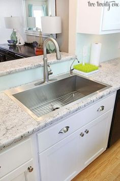 Stunning Picture for Choosing the Perfect Kitchen Sink and faucets (28)
