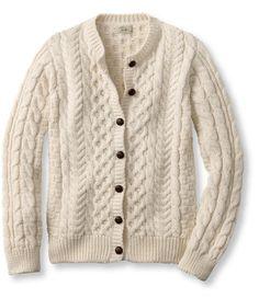 74fdf4cb9c4 LL Bean 1912 heritage fisherman sweater
