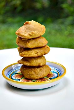 A skinny cookie for less than 50 calories? Try these 42 calorie pumpkin cookies!
