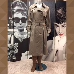 Worthington Trench Coat Very Trendy Taupe Worthington Trench Coat with Belt & 2-Front Pockets & Warm Flannel Inside Liner! Like New Condition! Shell: 52% Cotton 48% Polyester Lining: 65% Polyester 35% Cotton Worthington Jackets & Coats Trench Coats