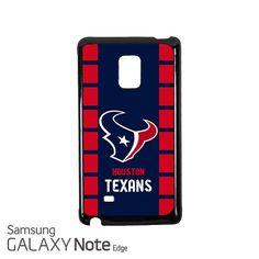 Houston Texans Samsung Galaxy Note EDGE Case Cover