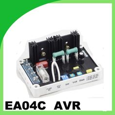 51.10$  Buy here - http://ailpk.worlditems.win/all/product.php?id=32611921363 - generator spare part AVR EA04C automatic voltage regulator