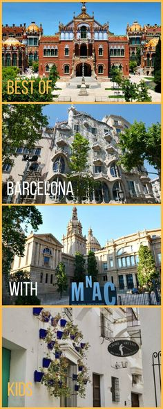 Top 10 things to do in Barcelona with kids. Our round up of the best things to see and do in Barcelona with kids including famous landmarks, parks, museums and tips and advice on how to make the most of your time in Barcelona with family