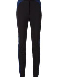 VIKTOR & ROLF Striped Side Detail Trousers. #viktorrolf #cloth #trousers