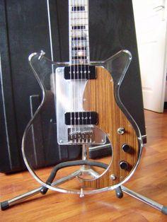 VDS : Electrical Guitar Company (Travis Bean like, PHOTOS) - Forum guitare électrique