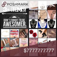 30% off bundles + entry for $10 credit Buy 2 or more items and get 30% off! Also when you buy from my closet your name will be entered to win a $10 credit to my closet. $10 credit can not be used toward shipping fee and final order has to be at least $3 because of posh listing fee. Jewelry